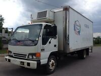 2005 GMC Unlisted Item W5500 / REEFER / DIESEL / *AUTOMATIC*