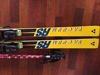 Skis and poles £25.00