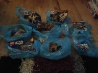 Various Bags of Lego Sets