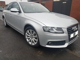 AUDI A4 2.0 TDI 1 LADY OWNER FROM NEW FSH IMMACULATE CONDITION!!!