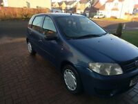 Fiat Punto 1.2 5dr, not astra, clio, vectra, focus, peugeot, polo or golf