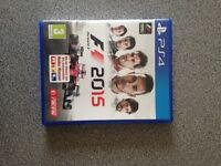 F1 2015 on PS4