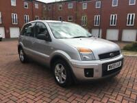 59 Plate Ford Fusion Zetec 1.6 Automatic