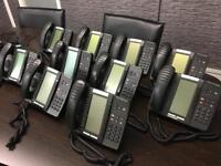 Mitel handsets & base station