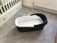 Baby jogger delux carrycot (Black)