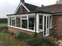 UPVC Conservatory patio doors windows