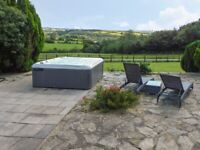 Holiday Cottage with Hot Tub for big group (10) in south wales-16th-20th Oct