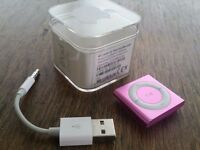 Apple iPod shuffle 4th Generation (Late 2012) Pink (2GB)