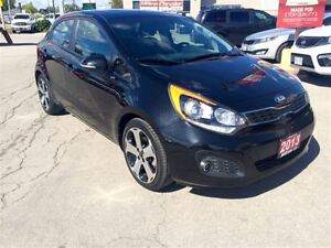2013 Kia Rio SX LOADED CAR PROOF CLEAN Oakville / Halton Region Toronto (GTA) image 2