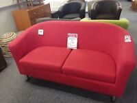 VARIOUS COLOUR TUB STYLE SOFAS (3 AVAILABLE) CAN DELIVER