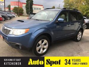 2009 Subaru Forester XT Limited/250 HP/PRICED FOR A QUICK SALE!