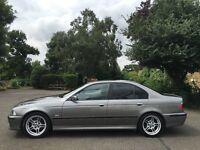 2002 BMW 5 Series 530d Sport Full service History 2 keys