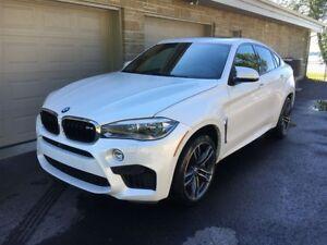 2015 BMW X6 M PREMIUM FULL OPTIONS 20,000KM!!!!
