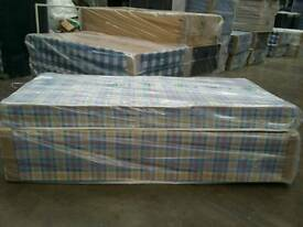 BRAND NEW SINGLE BED SET. FREE DELIVERY