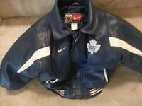 Maple Leafs fall jacket..