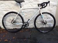 Single Speed Cyclocross bike