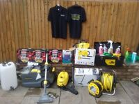 Business For Sale - Car Valeting / Carpet & Upholstery - All Karcher Goods