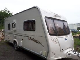 Caravan Bailey Senator Vermont Series 5 2006 2 Berth