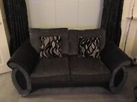 2 seater DFS Helix sofa