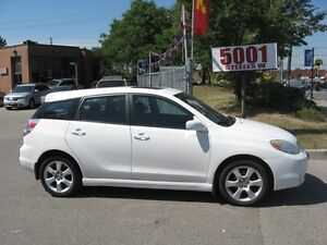 2006 Toyota Matrix XR,5SPD,SAFETY E/TEST INCLUDED