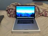 "MacBook Pro 15"" Retina display i7 top spec plus software"