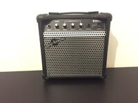 15w Guitar Amp and comes with guitar lead