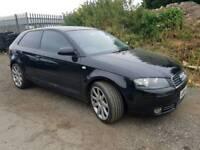 Audi A3 tdi sport 2004 SPARES OR REPAIR