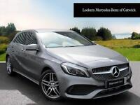 Mercedes-Benz A Class A 180 D AMG LINE PREMIUM (grey) 2016-07-20