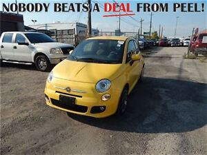2016 Fiat 500 **Brand New** Sport Loaded, only $19,995