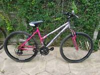 Girls ladies women's mountain bike