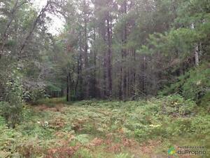 25 000$ - Terre à bois à vendre à Aumond