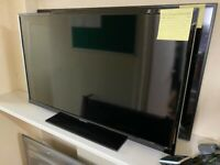 TECHWOOD 40 INCH FREEVIEW TV WITH 6 MONTHS WARRANTY AND FREE DELIVERY