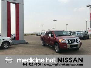 2014 Nissan Titan SL Leather Sunroof A/C