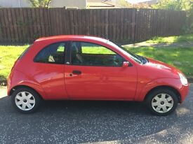 *****CRACKING LITTLE RUN AROUND RED FORD KA*****
