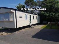 Fantastic 8 berth static caravan on Haven Cala Gran