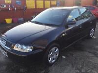 Audi A3 1.8 petrol mAnual 2003 1 year mot start&drives service history