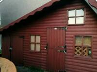 I have for sale play house/summer house