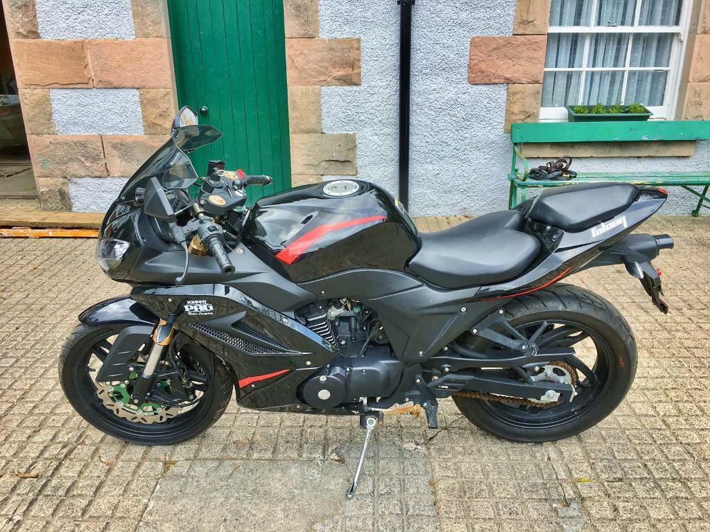 Johnny Pag Falcon 300cc, 163 miles | in Blairgowrie, Perth and Kinross |  Gumtree