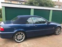 Bmw 318 convertible 2003
