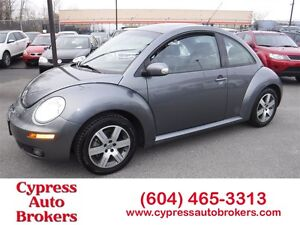 2006 Volkswagen New Beetle 2.5 (Sunroof & Leather)