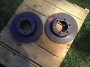 Front brake discs Kincumber Gosford Area Preview