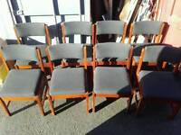 8 office chairs, joblot