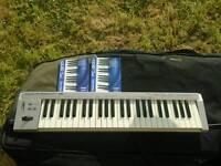 Ŕoland usb keyboard evolution midi keyboard and korg m1 owners manual