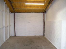 Storage/garage space