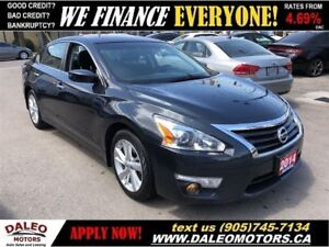 2014 Nissan Altima 2.5| BACKUP CAM| NAVI| HEATED SEATS
