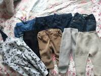 Baby boy clothes - bundle, 0-6(9) months