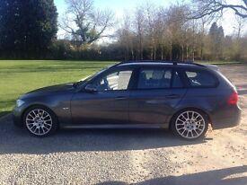 BMW 320 d Edition M Sport Touring Estate 2008