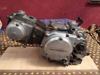Honda C90 Engine