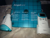 angelcare duel baby monitor and alarm