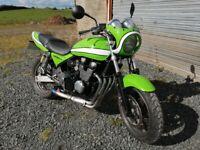 Kawasaki, ZZR, 1999, 398 (cc)